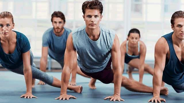 SATS lanserar Yoga for Athletes