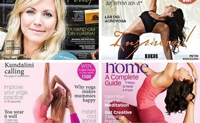 Julklappstips: Prenumeration på Yogatidning