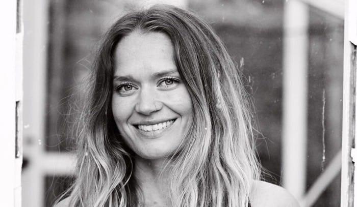 Veckans yogaläraren Beata Alness