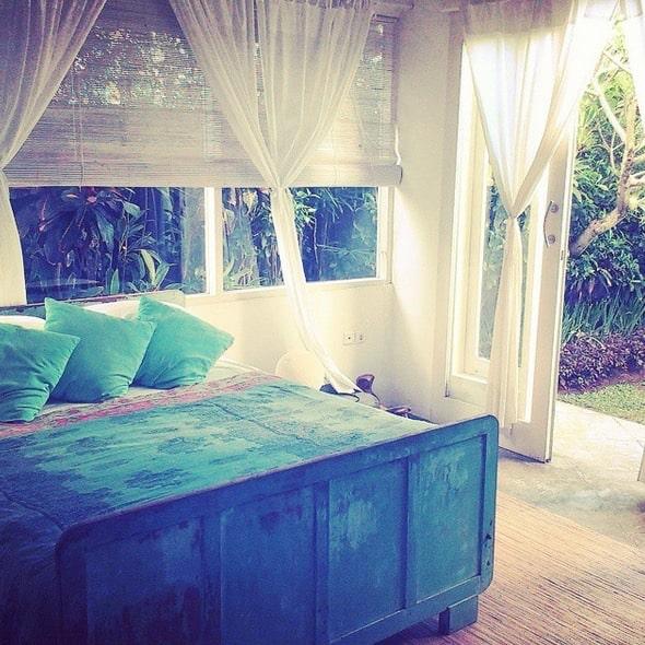 Rum på retreat på Bali.