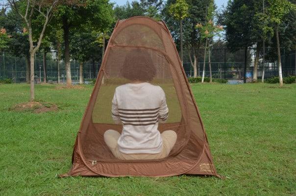 Meditationstält?
