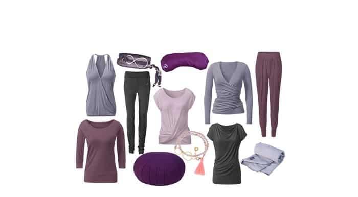 Yogakläder från Curare Yogawear