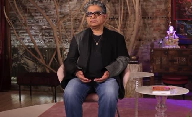 Börja meditera - 3 minuters meditation för nybörjare med Deepak Chopra