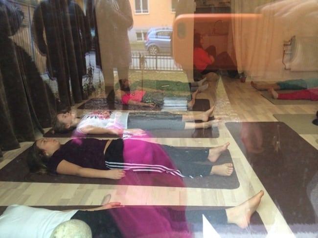 Little Peace Yogastudio i Stockholm