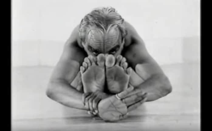 Yoga med BKS Iyengar - 1977
