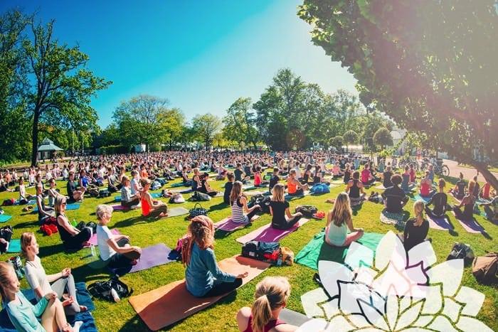 Prana Yogafestival i Göteborg