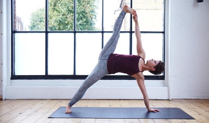 Yogaläraren Becky Farbstein