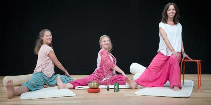 Yoga hemma: Nu finns HoliYoga online