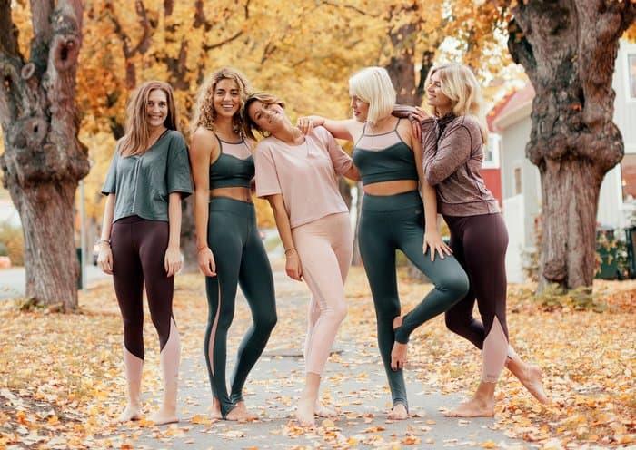 Yoga challenge oktober: #yogamedoss