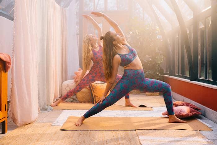 Indiska satsar på yogakläder