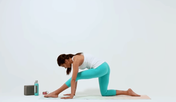 Yoga online: lugn 30 min morgonyoga