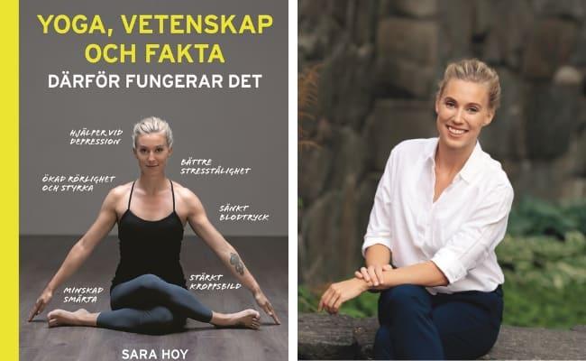 Yoga, vetenskap och fakta av Sara Hoy