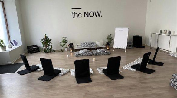 Meditationskurs i Göteborg - på the NOW