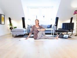 Yoga Online - Guide till hur du yogar online hemma